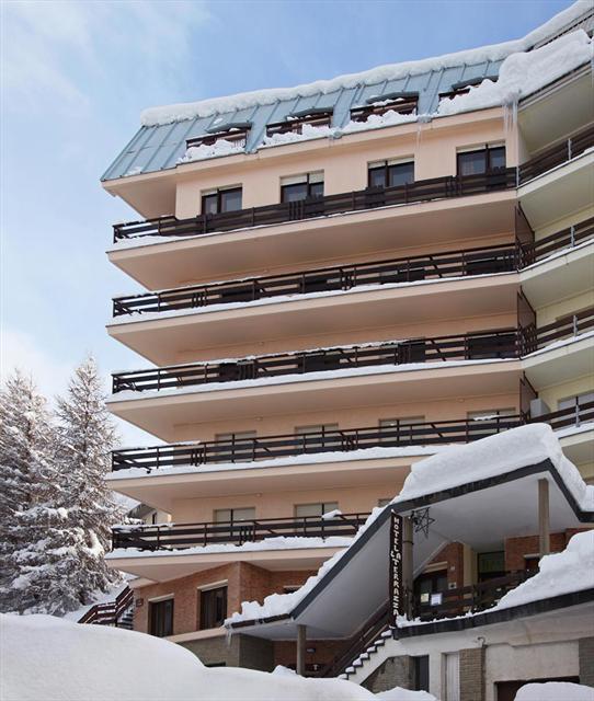 La Terrazza: Hotel in Sauze d`Oulx, Italy. Book now!