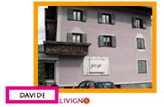 Italy, Livigno, Apartments Davide