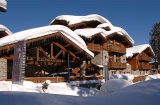 France, 3 Vallees, Courchevel, Hotel Le Kilimandjaro