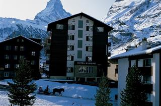 Switzerland, Zermatt, Europe Hotel & Spa