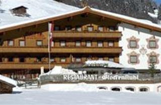 Austria, Zillertal, Gerlos, Hotel Glocknenstuhl