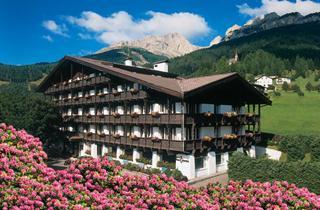 Italy, Val di Fassa - Carezza, Vigo di Fassa, Alpen Hotel Corona