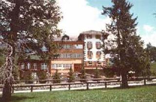 Italy, Alpe Lusia / San Pellegrino, San Pellegrino, Hotel Costabella