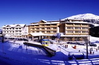Austria, Katschberg, Falkensteiner Hotel Cristallo