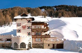 Austria, Oetztal - Soelden, Obergurgl, Burghotel Alpengluhn