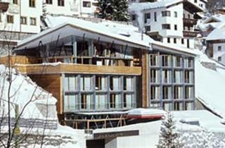 Austria, Arlberg, St. Anton am Arlberg, Hotel Lux Alpinae