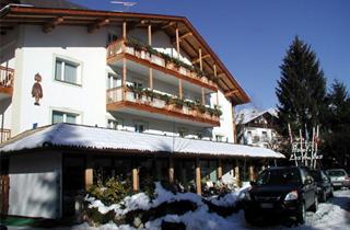 Italy, Val di Fiemme - Obereggen, Castello di Fiemme, Hotel Los Andes