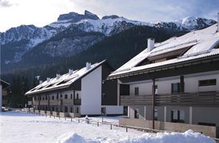 Italy, Val di Fassa - Carezza, Canazei, Apartments Contrin