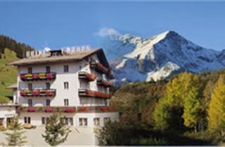 Italy, Val di Fassa - Carezza, Pera di Fassa, Hotel Europa