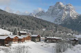 Italy, Civetta, Selva di Cadore, Apartments Thule