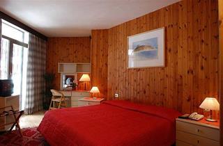 Italy, Arabba - Marmolada, Arabba, Hotel Portavescovo