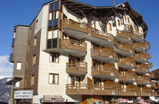 France, 3 Vallees, La Tania, Apartments Le Christiania