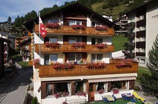 Switzerland, Zermatt, Hotel Primavera