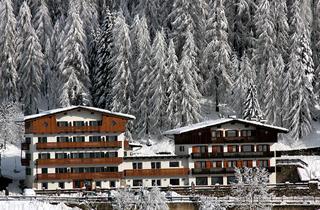 Italy, Cortina d'Ampezzo, Hotel Des Alpes