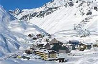 Austria, Arlberg, St. Anton am Arlberg, Sporthotel St. Christoph