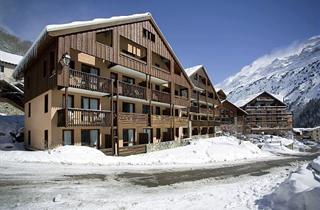 France, L'Alpe d'Huez, Vaujany, Apartments Les Portes de l'Oisans