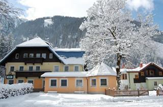 Austria, Gasteinertal, Bad Gastein, Apartments Gruber