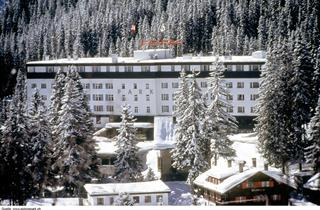 Switzerland, Arosa - Lenzerheide, Arosa, Sunstar Parkhotel Arosa