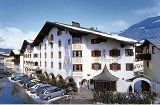 Austria, Kitzbuhel Alps, Kitzbühel, Hotel Schwarzer Adler s