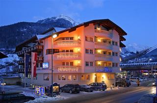 Austria, Oetztal - Soelden, Sölden, Hotel Valentin