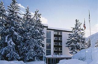 Switzerland, Davos - Klosters, Davos, Sunstar Familyhotel