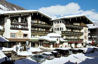 Austria, Zillertal, Gerlos, Hotel Central