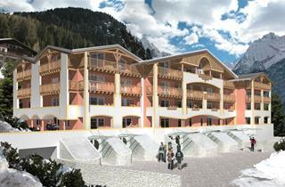 Italy, Val di Fassa - Carezza, Canazei, Hotel Al Sole