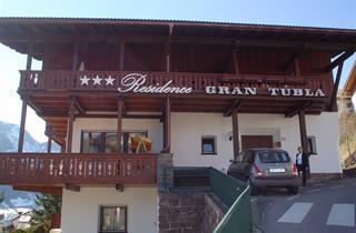 Italy, Val Gardena - Groeden, Ortisei, Apartments Gran Tubla