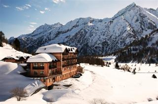 Italy, Adamello Ski, Passo Tonale, Hotel Locanda Locatori
