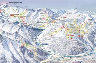 List of all resorts in Austria - Europe-Mountains