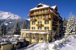 Switzerland, Jungfrau, Wengen, Hotel Belvédère