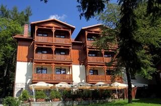 Poland, Szczawnica, Hotel Batory Szczawnica