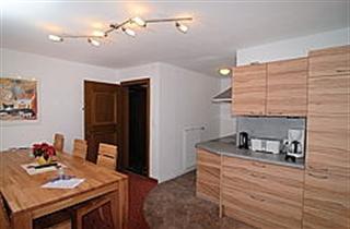 Austria, Arlberg, St. Anton am Arlberg, Apartments Schuler