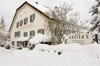 Austria, Stubaital, Telfes, Apartments Greier