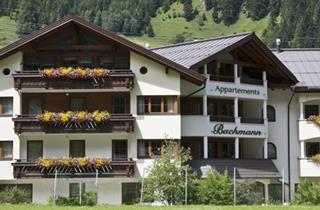 Austria, Arlberg, St. Anton am Arlberg, Apartments Bachmann