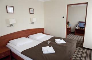 Poland, Ustroń, Hotel Diament Ustroń