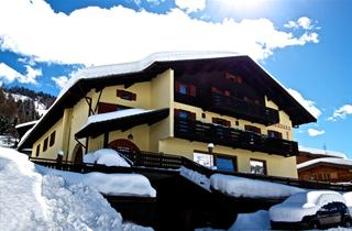 Italy, Livigno, Hotel Loredana