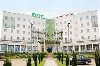Poland, Przemyśl, Hotel Accademia