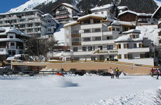 Austria, Ischgl, Apartments Corso