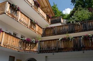 Italy, Val Gardena - Groeden, Ortisei, Villa Hubertus