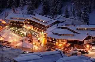 Italy, Val di Fiemme - Obereggen, Pampeago, Sporthotel Pampeago