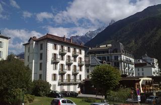 France, Chamonix Mont-Blanc, Chamonix, Hotel Croix Blanche