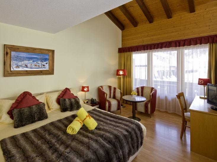 Boutique Hotel Beau Site Fitness Spa Hotel In Adelboden
