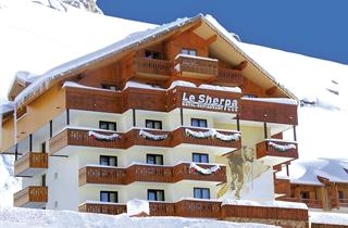 France, 3 Vallees, Val Thorens, Hotel Le Sherpa