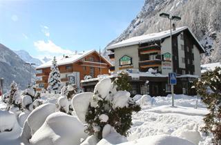 Switzerland, Zermatt, Täsch, Hotel Tascherhof