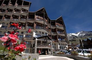 France, 3 Vallees, Val Thorens, Apartments Le Silveralp