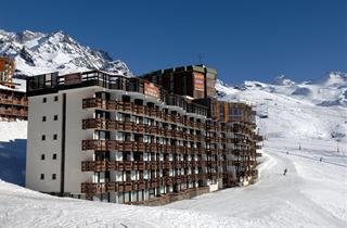 France, 3 Vallees, Val Thorens, Apartments Tourotel