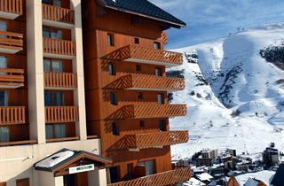 France, Les Deux Alpes, Odalys Residence Du Soleil
