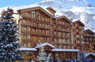 France, Espace Killy, Val d'Isère, Hotel Tsanteleina