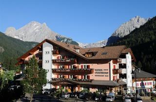 Italy, Val di Fassa - Carezza, Canazei, Hotel Cristallo